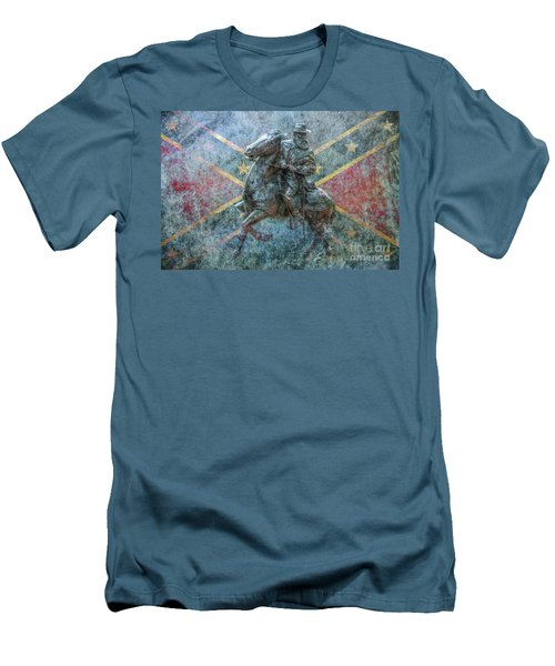 Ghost Of Gettysburg Verson Three Men's T-Shirt (Athletic Fit)