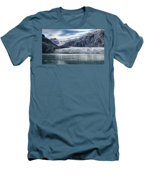 Glacier Bay Alaska Men's T-Shirt (Athletic Fit)