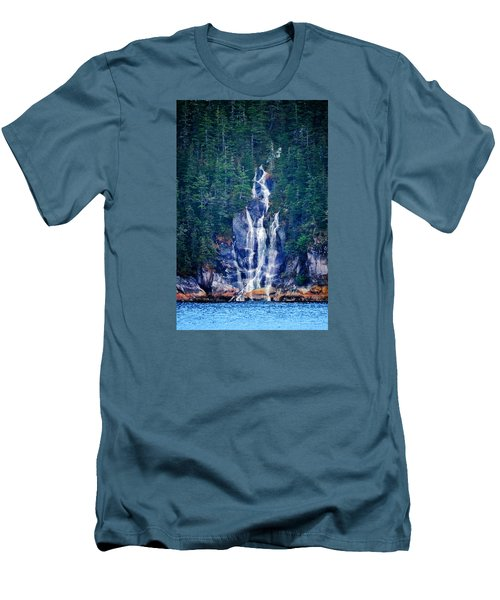 Glacier Falls 2 Men's T-Shirt (Athletic Fit)