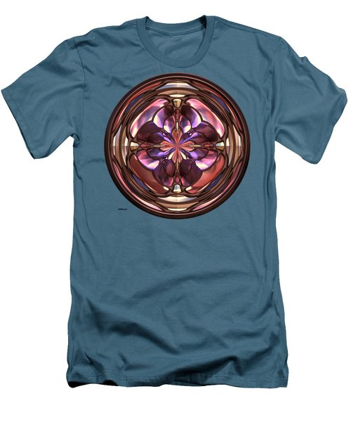 Glass Button 2 Men's T-Shirt (Athletic Fit)