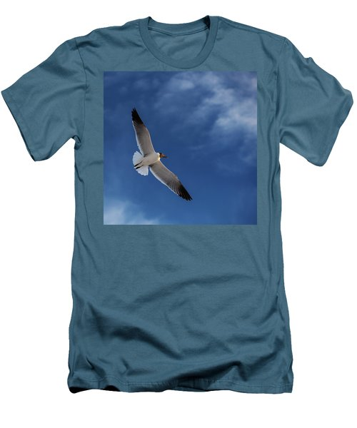 Glider Men's T-Shirt (Slim Fit) by Don Spenner