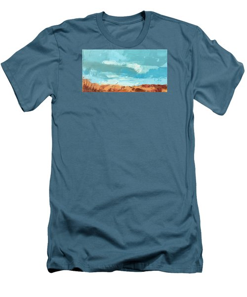 Glorious Journey Men's T-Shirt (Slim Fit) by Nathan Rhoads