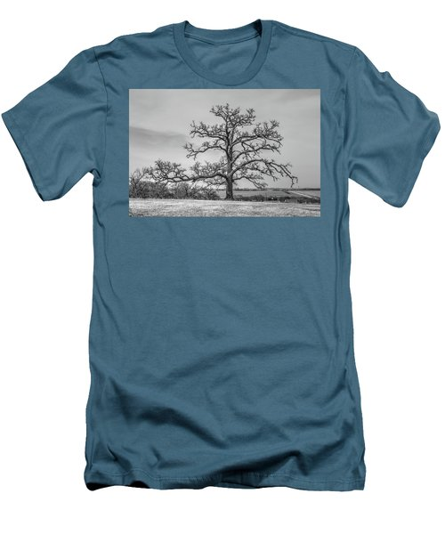 Gnarly Nature Men's T-Shirt (Athletic Fit)