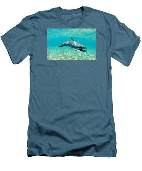 Gods Children Men's T-Shirt (Slim Fit) by James Roemmling