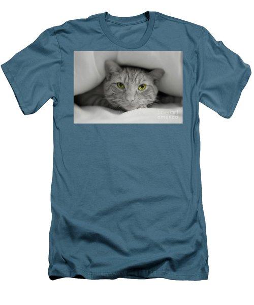 Golden Eyes Men's T-Shirt (Athletic Fit)