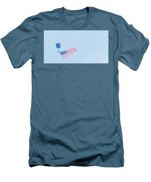 Good Glory Men's T-Shirt (Slim Fit) by Caryl J Bohn