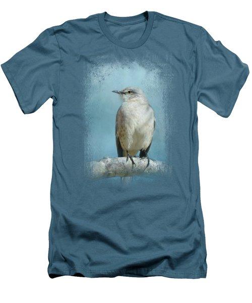 Good Winter Morning Men's T-Shirt (Slim Fit) by Jai Johnson