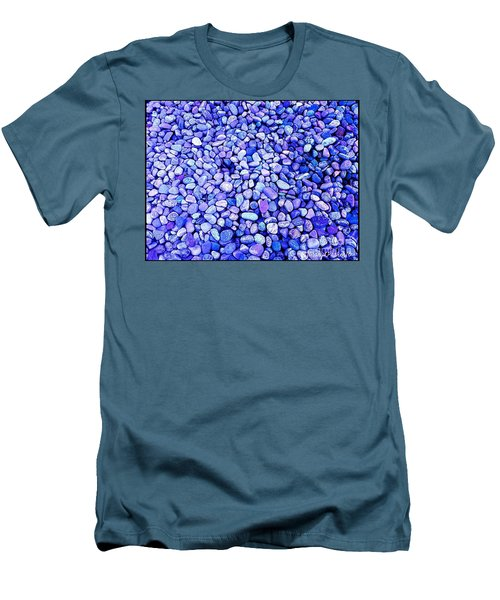 Got  The  Blues Men's T-Shirt (Slim Fit) by MaryLee Parker