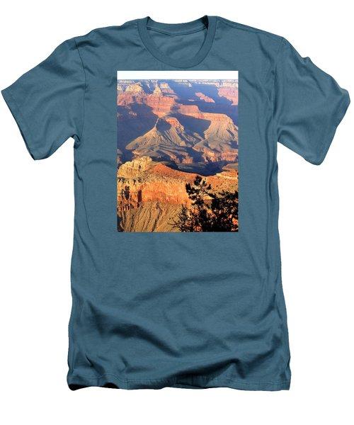 Grand Canyon 50 Men's T-Shirt (Slim Fit)
