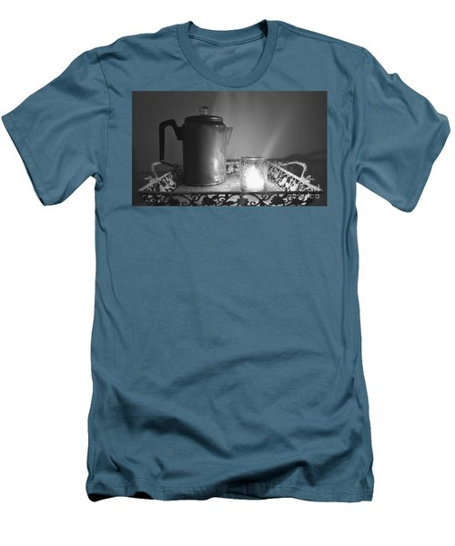 Grandmothers Vintage Coffee Pot Men's T-Shirt (Athletic Fit)