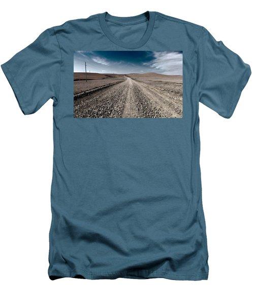 Gravel Dreams Men's T-Shirt (Athletic Fit)