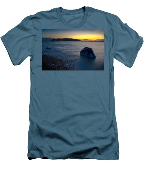 Great Orme, Llandudno Men's T-Shirt (Athletic Fit)