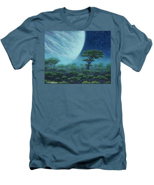 Great Tree 01 Men's T-Shirt (Athletic Fit)