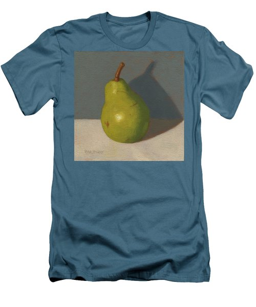 Green Pear Men's T-Shirt (Athletic Fit)