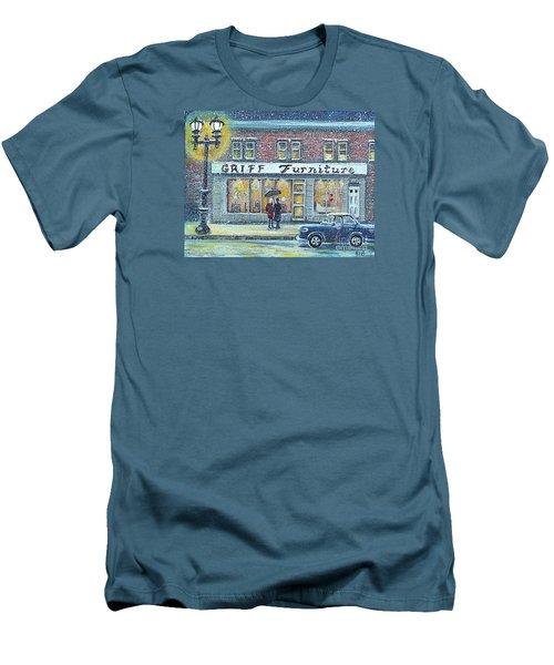 Griff Furniture Men's T-Shirt (Slim Fit) by Rita Brown