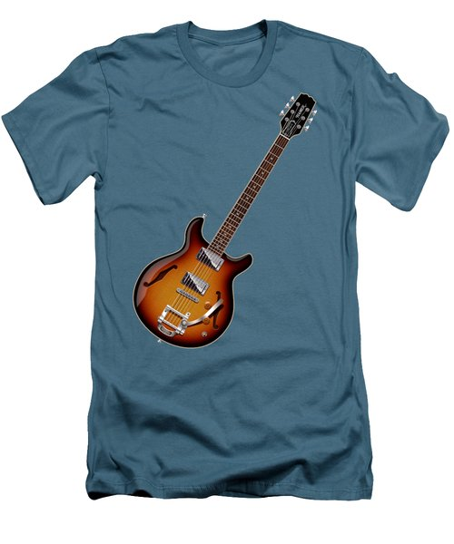 Hamer Newport Shirt Men's T-Shirt (Slim Fit) by WB Johnston
