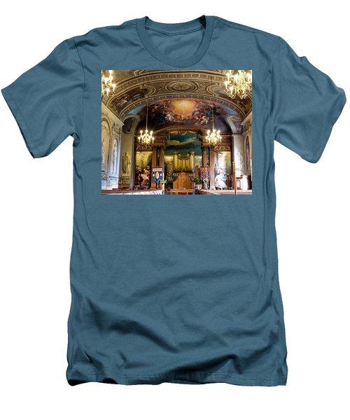 Handel's Organ Men's T-Shirt (Athletic Fit)