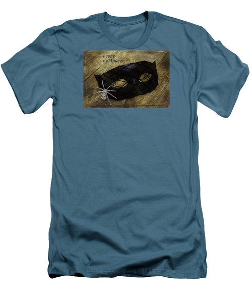 Men's T-Shirt (Slim Fit) featuring the photograph Happy Halloween by Patrice Zinck