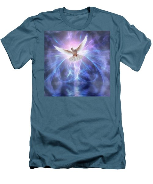 Harbinger II #fantasy #fantasyart Men's T-Shirt (Athletic Fit)