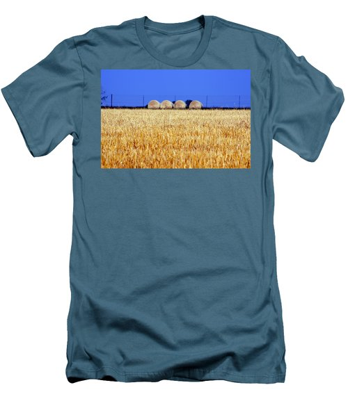 Hay Hay Men's T-Shirt (Athletic Fit)