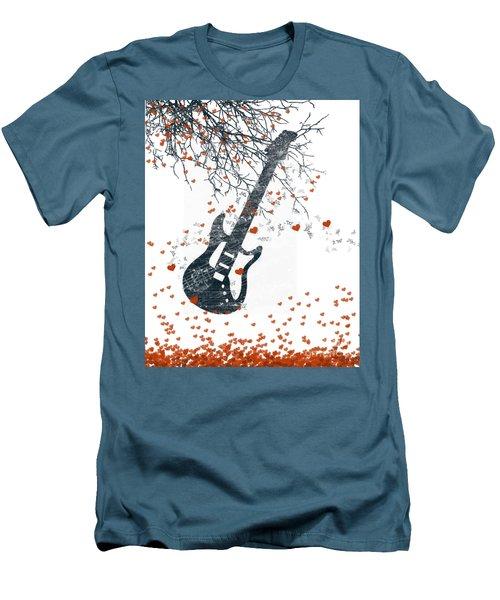 Healing  Hearts Men's T-Shirt (Athletic Fit)