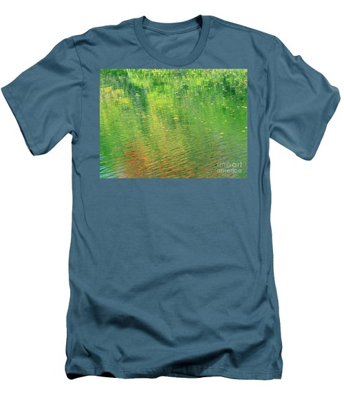 Healing In All Forms Men's T-Shirt (Athletic Fit)