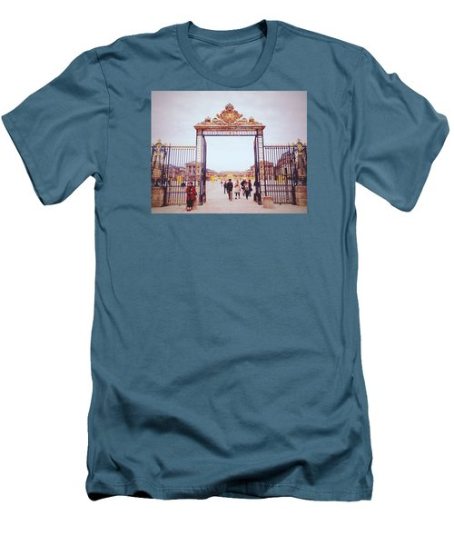 Heaven's Gates Men's T-Shirt (Slim Fit) by Ashley Hudson