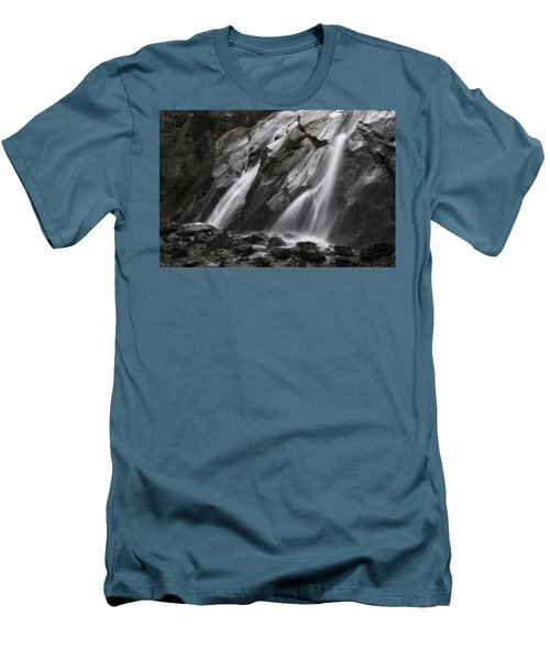 Helen Hunt Falls Men's T-Shirt (Athletic Fit)
