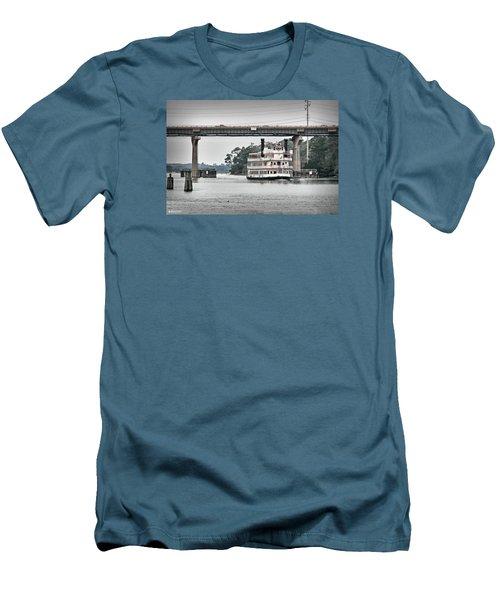 Men's T-Shirt (Slim Fit) featuring the photograph Henrietta IIi by Phil Mancuso