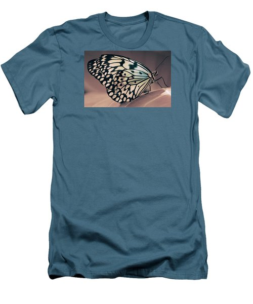 Her Heavenly Soul Men's T-Shirt (Slim Fit) by The Art Of Marilyn Ridoutt-Greene