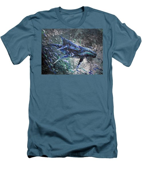 Herding Men's T-Shirt (Athletic Fit)