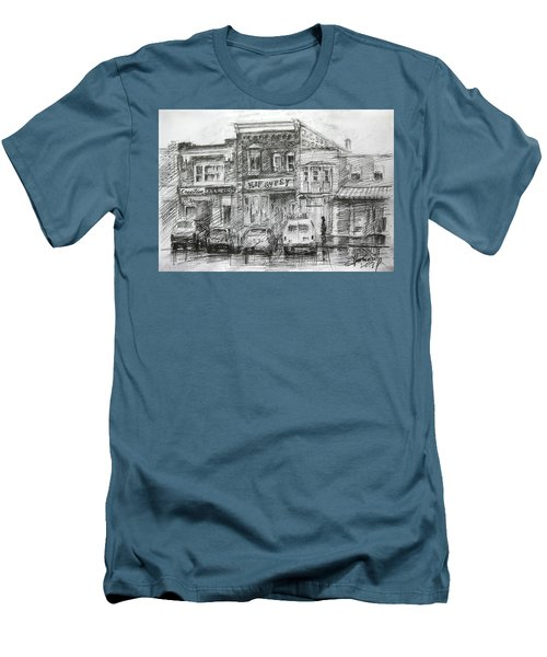 Hip Gypsy North Tonawanda Men's T-Shirt (Athletic Fit)