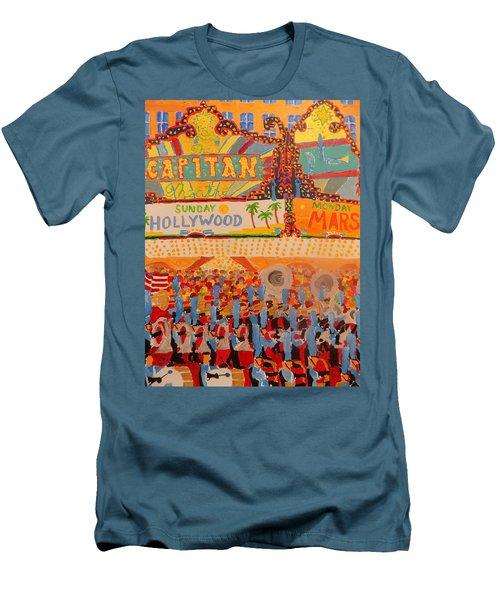 Hollywood Parade Men's T-Shirt (Athletic Fit)