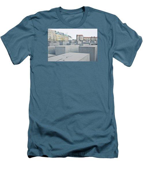 Holocaust Memorial Men's T-Shirt (Athletic Fit)