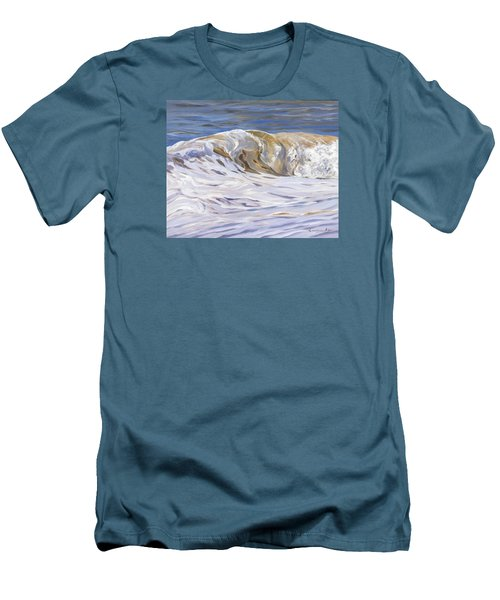 Honey Wave Men's T-Shirt (Athletic Fit)