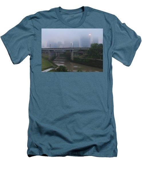 Houston Circa 2007 Men's T-Shirt (Athletic Fit)