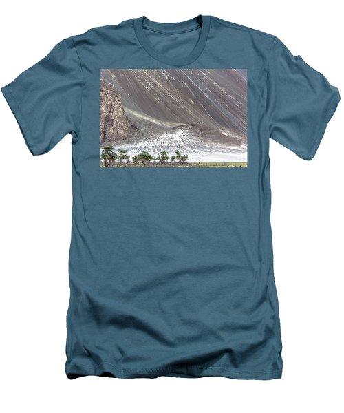 Hunder Desert Men's T-Shirt (Slim Fit) by Hitendra SINKAR