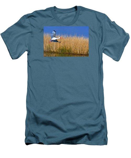 I Am Gone Men's T-Shirt (Athletic Fit)