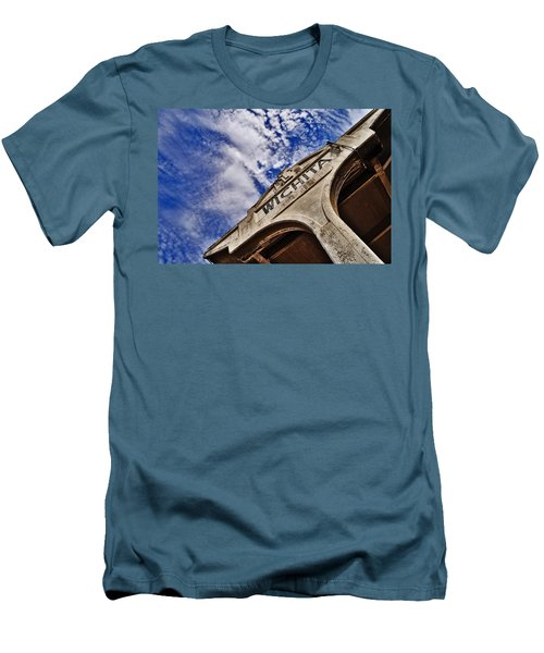 Men's T-Shirt (Slim Fit) featuring the photograph Ict by Brian Duram