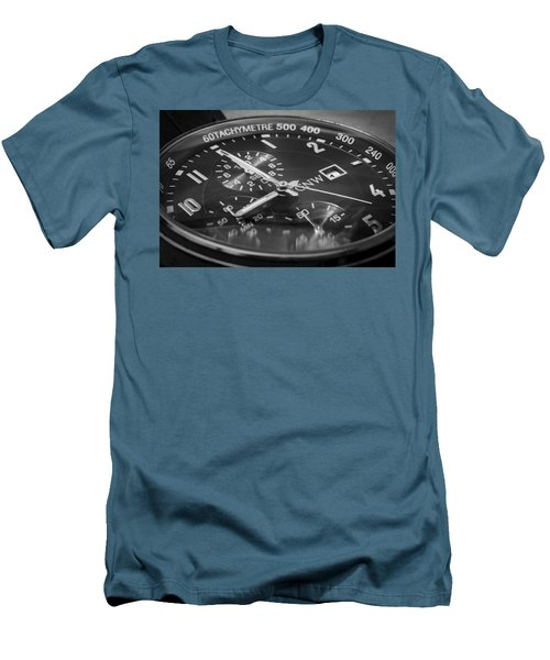 Men's T-Shirt (Slim Fit) featuring the photograph Immeasurable by Rhys Arithson