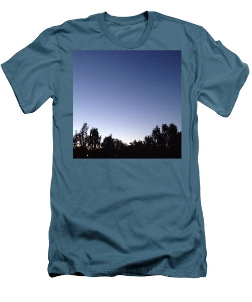 Evening 2 Men's T-Shirt (Slim Fit) by Gypsy Heart