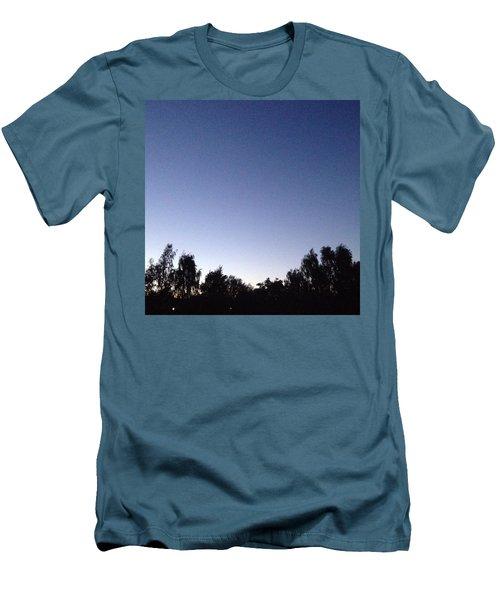 Evening 2 Men's T-Shirt (Athletic Fit)