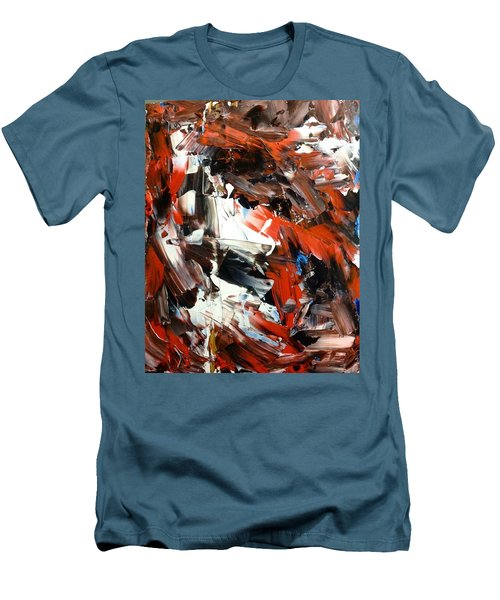 In Abstraction  - Rbw No.2 Men's T-Shirt (Athletic Fit)