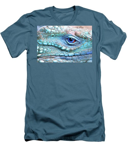In His Eye Men's T-Shirt (Slim Fit) by Iryna Goodall