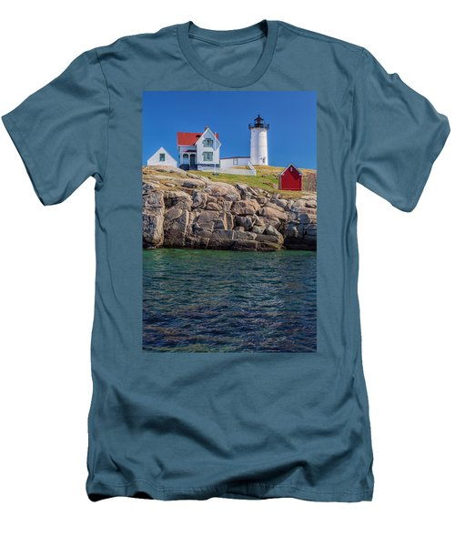 In Living Color Men's T-Shirt (Slim Fit) by David Cote
