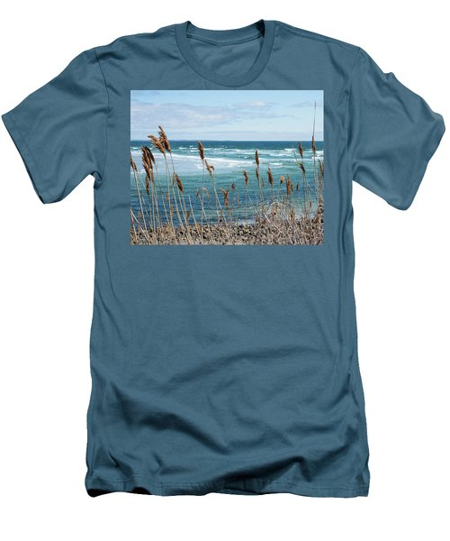 In The Breeze Men's T-Shirt (Athletic Fit)