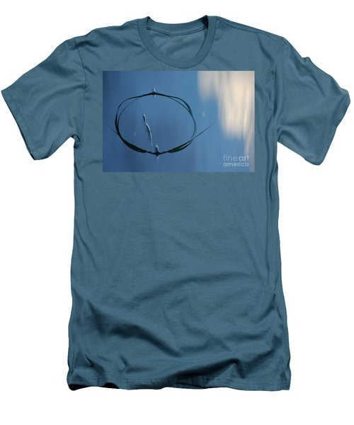 Men's T-Shirt (Slim Fit) featuring the photograph In The Cloud by Brian Boyle