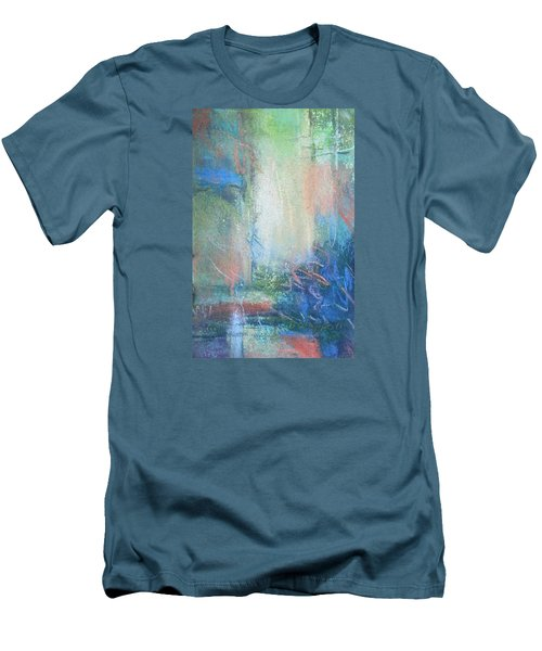 In The Depths Men's T-Shirt (Slim Fit) by Becky Chappell