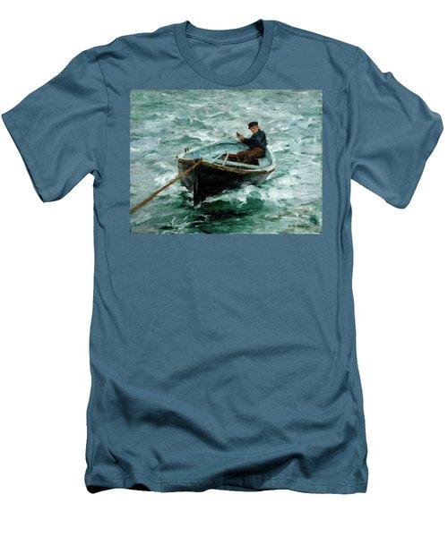 In Tow  Men's T-Shirt (Slim Fit)