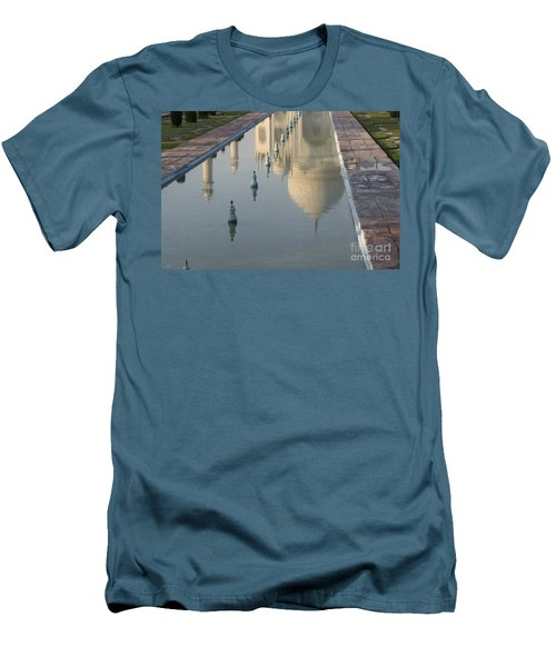In Water Men's T-Shirt (Athletic Fit)